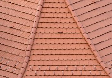 Cserepes tetőfedés